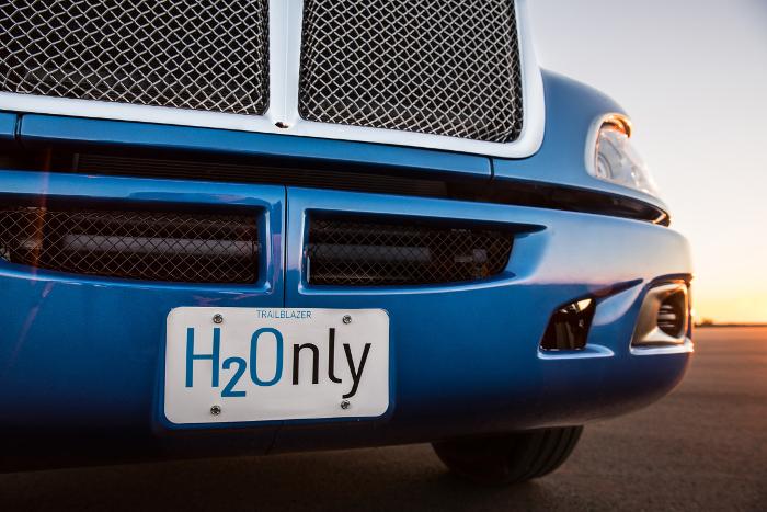 Toyota Projet Portal - Camion hydrogène 3