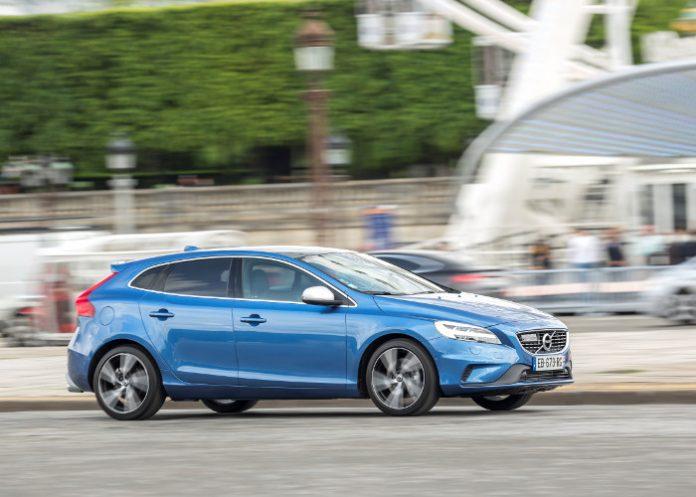 Nouvelle Volvo V40