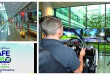 Tous les ans au sein de son siège d'Issy-les-Moulineaux (92), Johnson & Johnson organise le Safe Fleet Day, avec des démonstrations de crash tests ou des ateliers consacrés aux premiers secours ou à la vision.