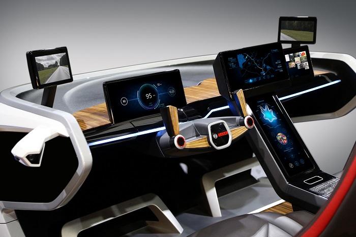 Bosch show car
