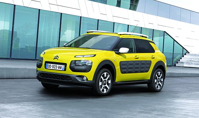 BlueHDi oblige, le C4 Cactus de Citroën joue la sobriété dans une unique configuration de 100 ch tout rond (95 g, à partir de 20 450 euros). Et les entreprises sont à la fête avec un référencement à 82 g en Feel Business (21 900 euros).