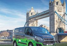 Ford Transit Custom hybride rechargeable