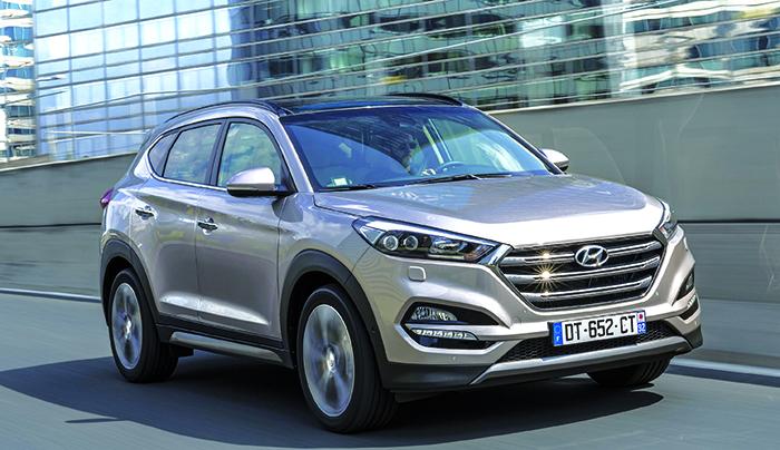 Chez Hyundai, le Tucson se dote du 1.7 CRDi 115 ch (119 g, à partir de 22 450 euros et 26 050 en Business), de sa variante à 141 ch (129 g, à partir de 27 500 euros), puis du 2.0 CRDi 185 ch (170 g, à partir de 39 350 euros).