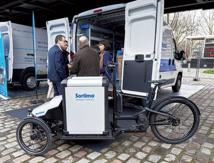 Tricycle Sortimo