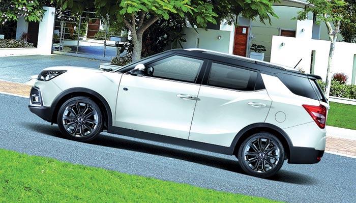Chez Ssangyong, le Tivoli XLV ne manque pas de contenance (coffre de 574 l) et s'équipe, en diesel, du 160 e-XDi de 115 ch en 2WD (121 g, à partir de 23 990 euros) et en 4WD (131 g, à partir de 25 790 euros).