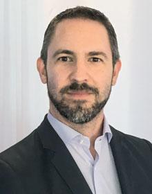 David Crescini, chef de gamme segment D et véhicules électriques, Renault
