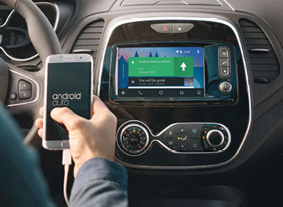 Renault Capture Android