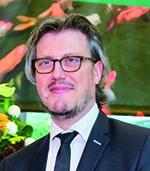 Alexandre Jenn, directeur financier d'Ascom France