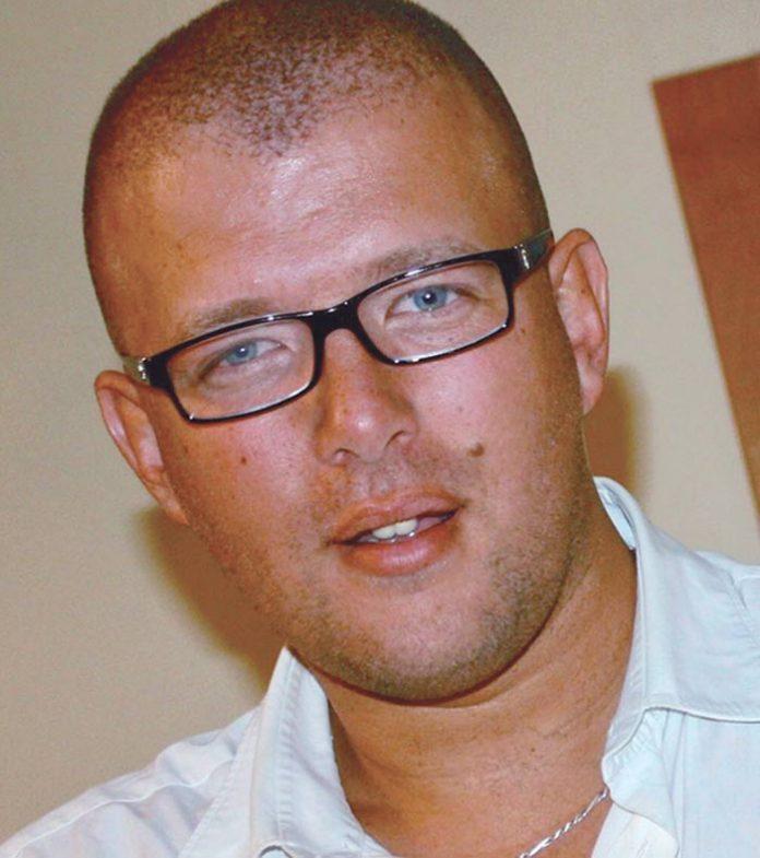 Julien Pouymayon, responsable moyens et méthodes en charge de la gestion du parc automobile, Avenel