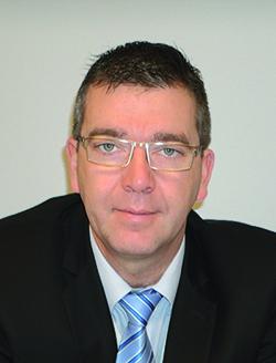David Liénard, responsable de Tunzini-Antilles, groupe Vinci