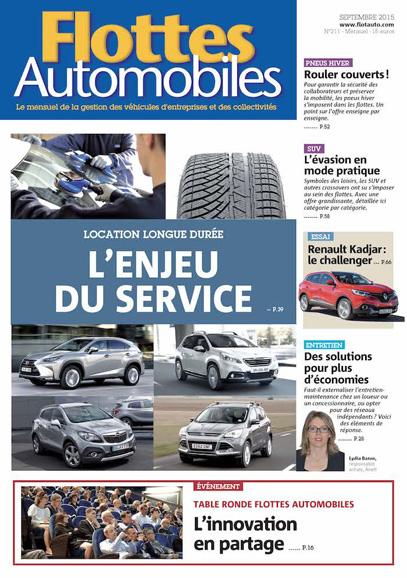 Flottes Automobiles N°211