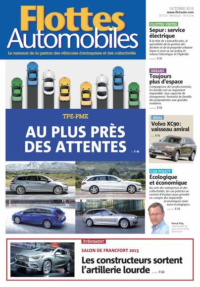 Flottes Automobiles N°212