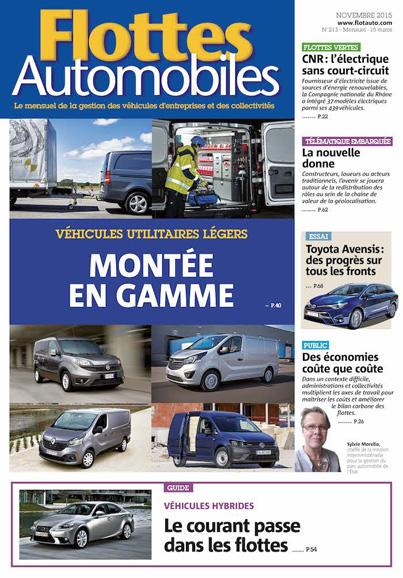 Flottes Automobiles N°213