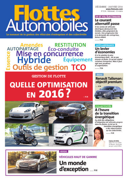 Flottes Automobiles N°214