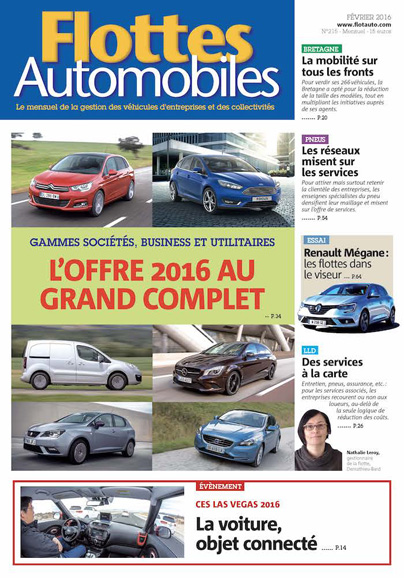 Flottes Automobiles N°215