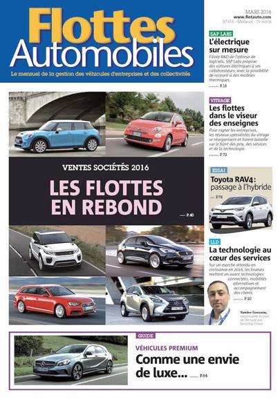 Flottes Automobiles N°216