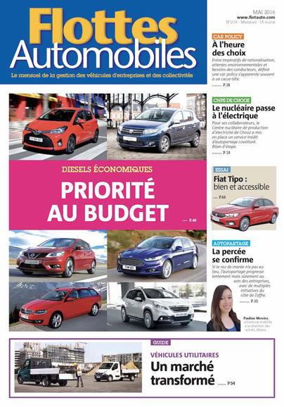 Flottes Automobiles N°218