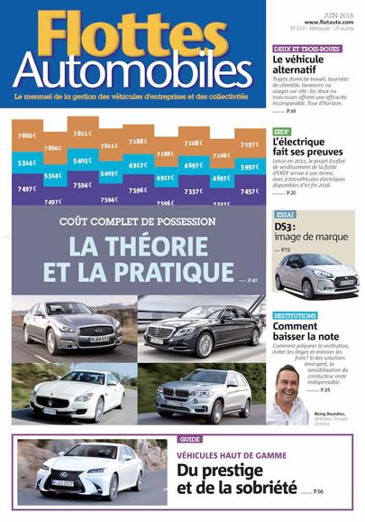 Flottes Automobiles N°219