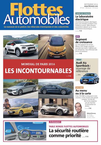 Flottes Automobiles N°221
