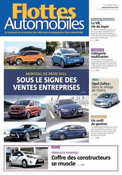 Flottes Automobiles N°222