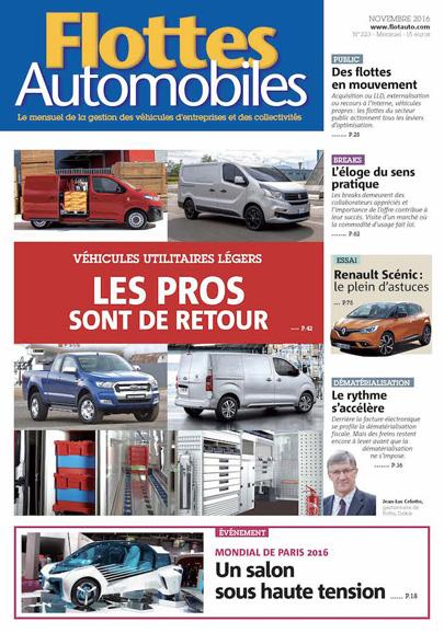 Flottes Automobiles N°223
