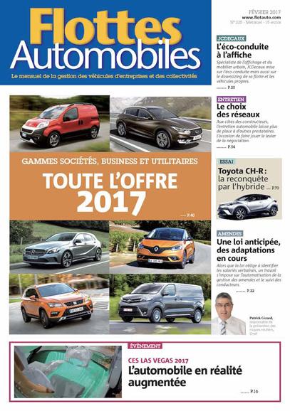 Flottes Automobiles N°225