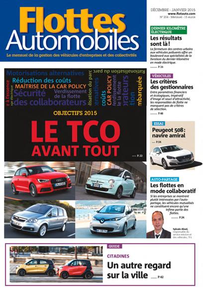 Flottes Automobiles N°204