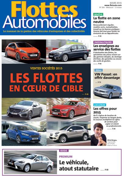 Flottes Automobiles N°206