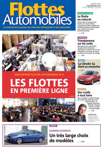 Flottes Automobiles N°207