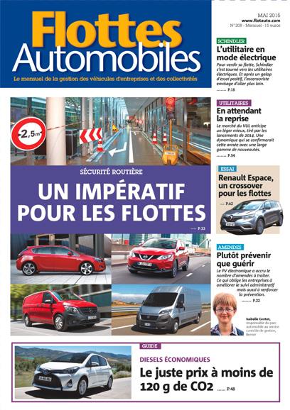 Flottes Automobiles N°208