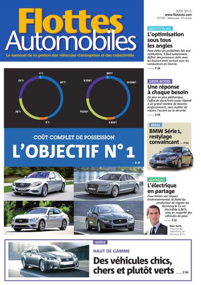 Flottes Automobiles N°209