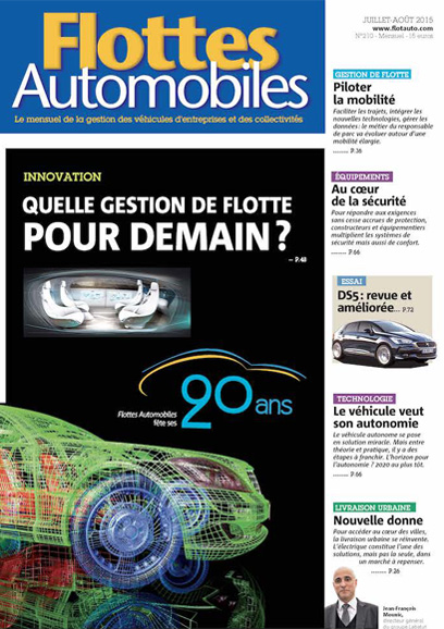 Flottes Automobiles N°210