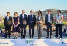G7 véhicule autonome - Réunion des ministres des transports du G7 les 21 et 22 juin 2017 à Caligari (Italie)