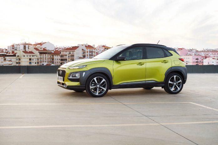 Hyundai Kona exterieur