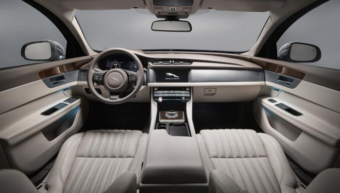 Jaguar XF Sportbrake Habitable