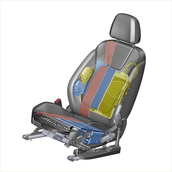 Opel fauteuil AGR