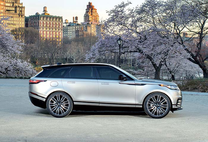 Pour le Velar de Land Rover, l'échelle des puissances se niche dans les appellations avec un D180 en 2.0 à 142 g (à partir de 57 500 euros), un D240, toujours en 2.0, à 154 g (à partir de 61 700 euros) et un D300 V6 3.0 à 167 g (à partir de 67 600 euros).