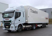 Transports Barré - Iveco Stralis NP GNL