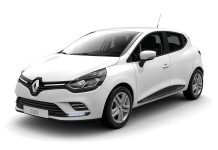 UGAP - Renault Clio Zen Energy TCe 90 en coloris Blanc Glacier disponible avec ou sans l'option GPS Media Nav Evolution
