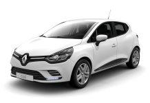 UGAP - Renault Clio Zen Energy TCe 90 en coloris Blanc Glacier disponible avec ou sans l'option GPS Media Nav Evolution