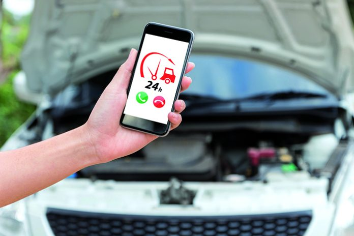 Applications mobiles : Assistance digitale ©Varin Rattanaburi _123RF