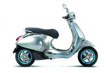 Scooters - Vespa Elettrica