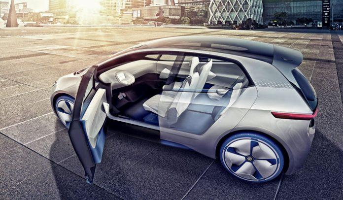 Volkswagen Professionnels - Volkswagen Concept-car I.D.