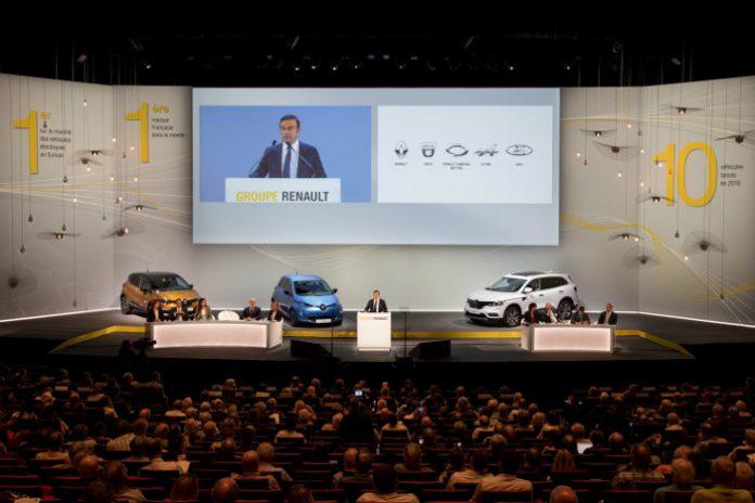 Alliance Renault-Nissan Mitsubishi
