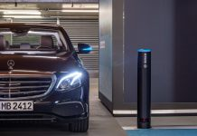 Automated Valet Parking Daimler Bosch