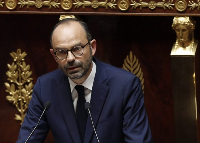 Edouard Philippe - declaration politique generale