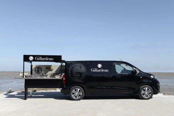 La Marcelle - Gillardeau Peugeot Food Truck ouvert