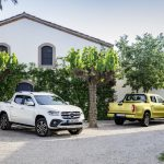 Mercedes Classe X pick-up