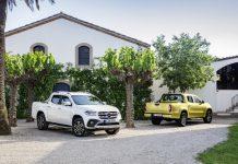 Mercedes Classe X pick-up