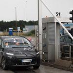 Peage autonome PSA VINCI Autoroutes